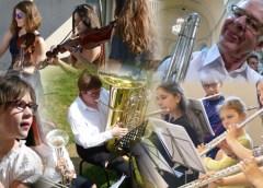 PETITS et GRANDS, la musique rapproche les générations, à l'Académie l'intergénérationnel est l'un des points clés…