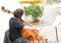 Livre du jour J5 : Rythme de concert à l'Académie