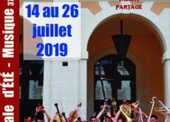 Du 14 au 26 juillet, venez vivre un été musical !