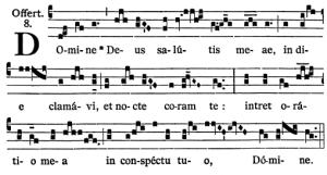 Offertorium_Domine-Deus-salutis