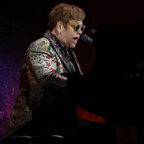 Elton John: 'I've done so many crazy things with Molly Meldrum'