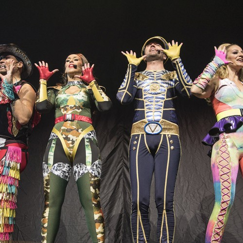 Vengaboys want to be UK's Eurovision entry