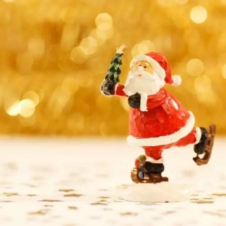 morgen komgeschenk music-step-by-stepmt der weihnachtsmann für Klavier