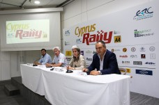 Cyprus Rally press Conference -1