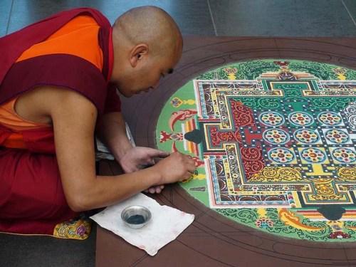 monaco e mandala