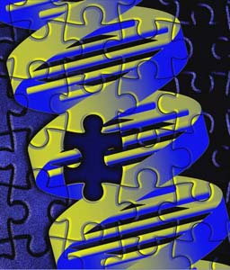 DNA a puzzle