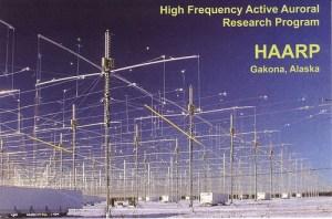 progetto haarp in Alaska