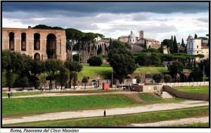 Il cielo di Roma