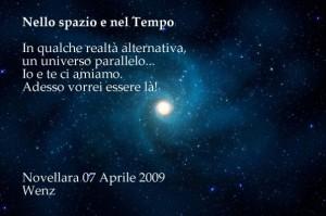 poesia sull'amore e l'universo