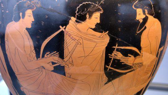 Platone: musica cura per l'anima