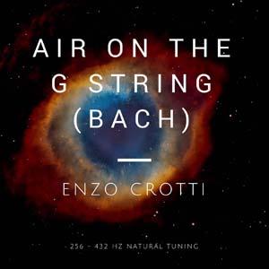 Aria sulla quarta corda DO a 256 Hz per il quarto Chakra