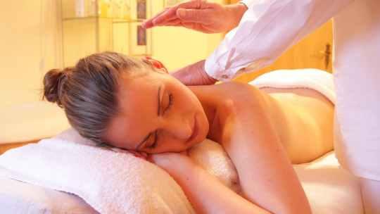 La musica per i massaggi