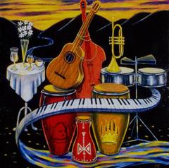 384 Programa En Play 95.5 FM Caracas Sab 28/04/2018 (Latin Jazz)