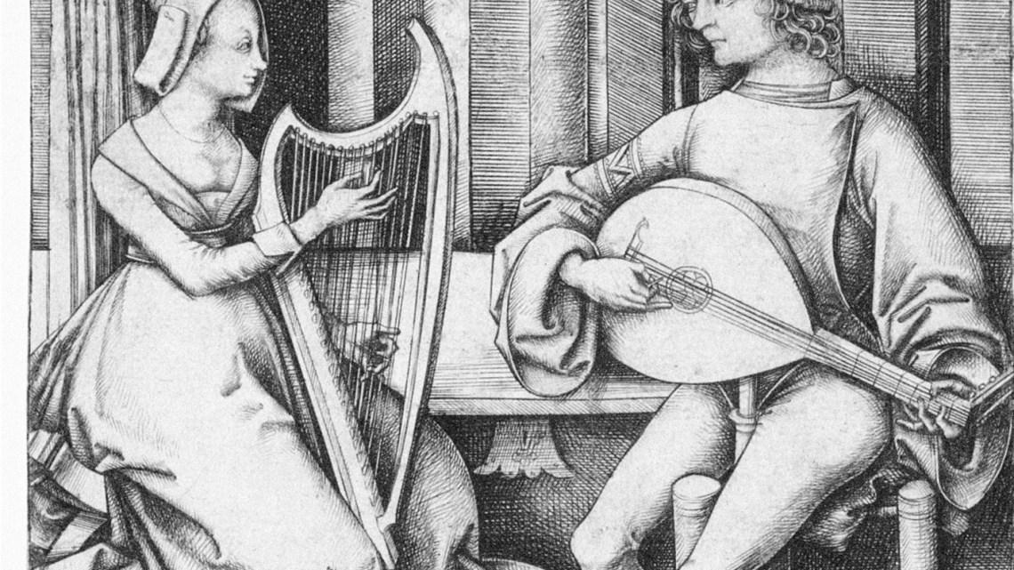 Harfenlabor – Giovanni Girolamo Kapsberger