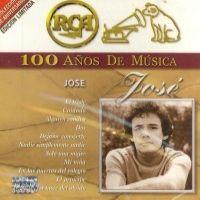 JOSE JOSE – 100 ANOS DE MUSICA VOL.2 (2 CD'S)