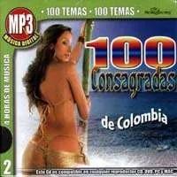 100 CONSAGRADAS – DE COLOMBIA (MP3)