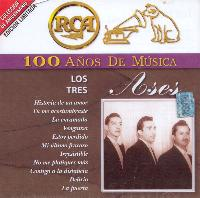 LOS TRES ASES – 100 ANOS DE MUSICA (2 CDS)