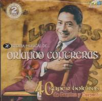 ORLANDO CONTRERAS – HISTORIA MUSICAL