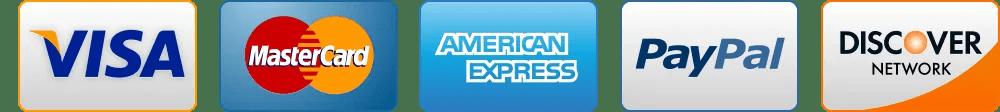 Visa-MC-Amex-Paypal-Discover