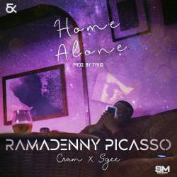 Ramadenny Picasso – Home Alone (feat. Cram & Sgee)