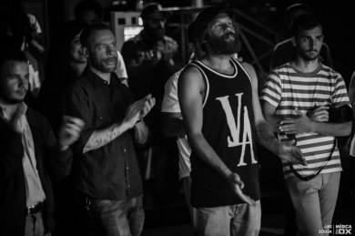 20150621 - Concertos - Rocky Votolato + Sam Alone + We Bless Thi