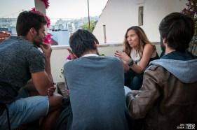 20150615 - Entrevista - Insch @ Miradouro Sta Catarina