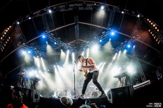 20150710 - Festival - NOS Alive 2015 @ Passeio Marítimo Algés