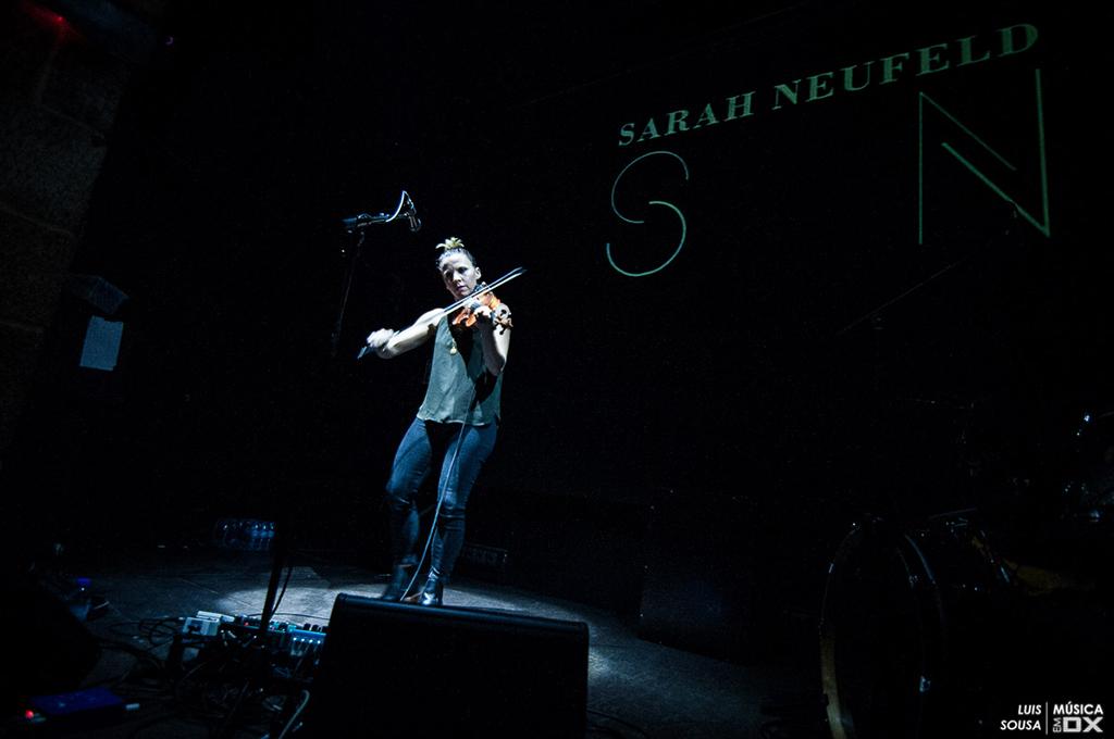 20161114 - Concerto - Sarah Eufeld @ Musicbox Lisboa