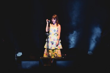 20180909 - Concerto - Feist + La Force @ Coliseu dos Recreios (Lisboa)