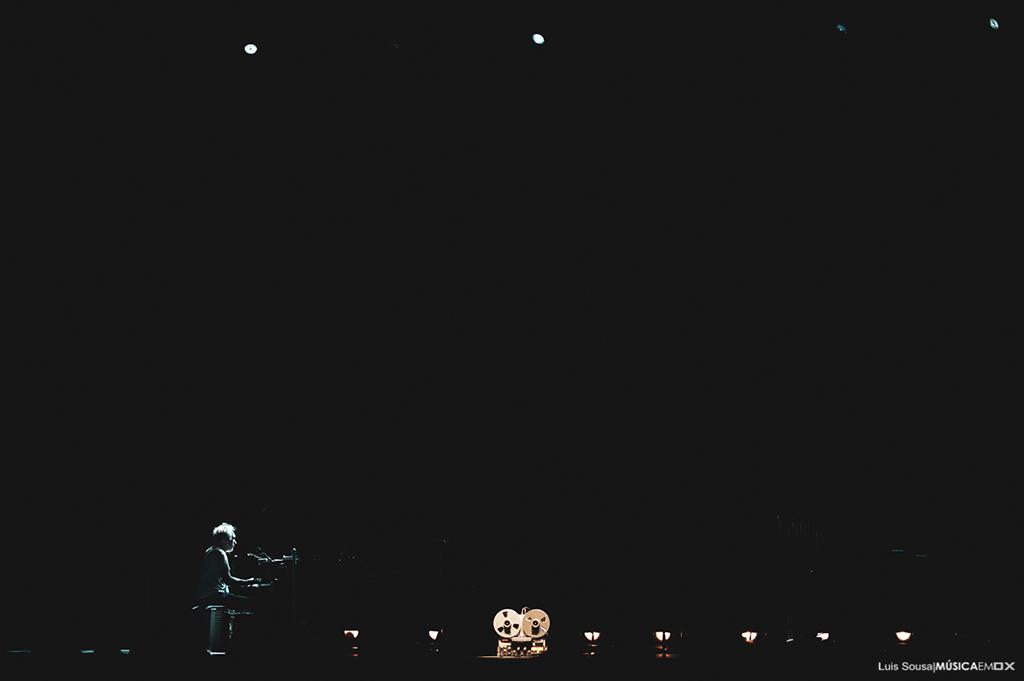 20190929 - Concerto - Yann Tiersen @ Campo Pequeno