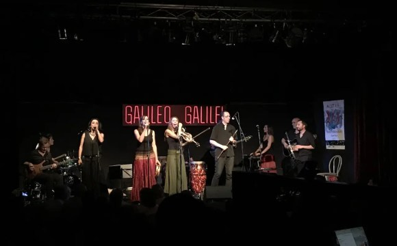 Acetre no pod a rematar mejor su 40 aniversario m sica folk for Sala galileo conciertos