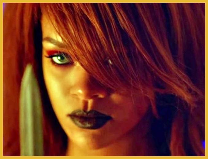 Rihanna em Bitch Better Have My Money