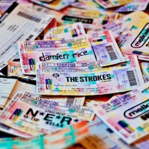 Por que os ingressos de shows são tao caros