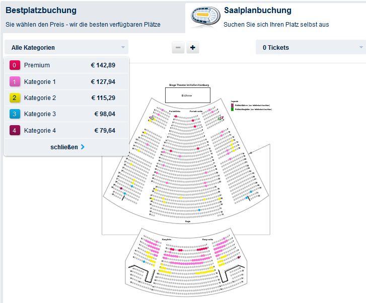 Wie Kauft Man Eigentlich Musical Tickets Online Musical1