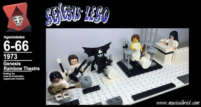 genesis lego live