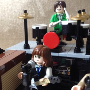 The Beatles 'Hey Jude' in LEGO