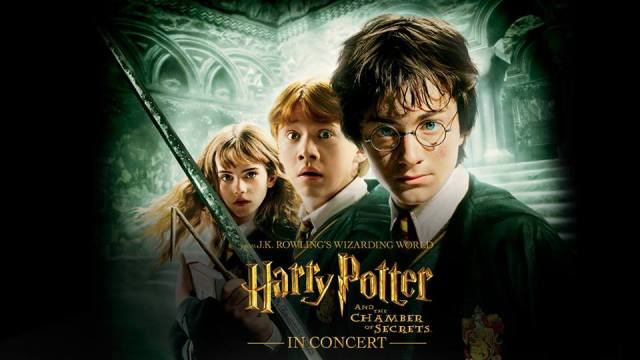 Harry Potter And The Chamber Of Secrets With The Philadelphia Orchestra