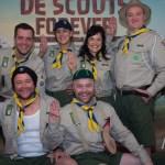 Castvoorstelling De Scouts Forever