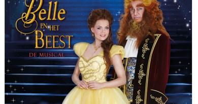 Belle en het Beest De Musical is na Corona eindelijk hervat