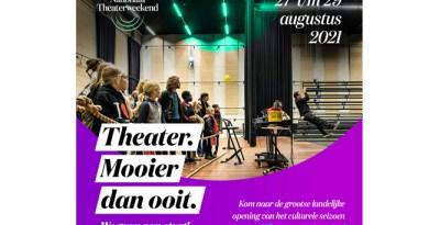 Uitmarkt 2021: feestelijke aftrap van het theaterweekend