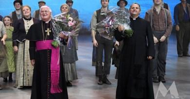 Tom Audenaert en Roger Bolders beleven première in Daens