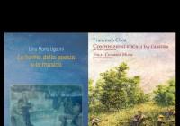 """""""Tra poesia e musica"""": presentazione dei volumi di Ugolini e Filianoti, al Teatro Machiavelli di Catania il 24 maggio 2016."""