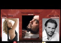 Domenica 12 giugno Gala Opera al Teatro Carlo Felice con DIANA DAMRAU E NICOLAS TESTE'