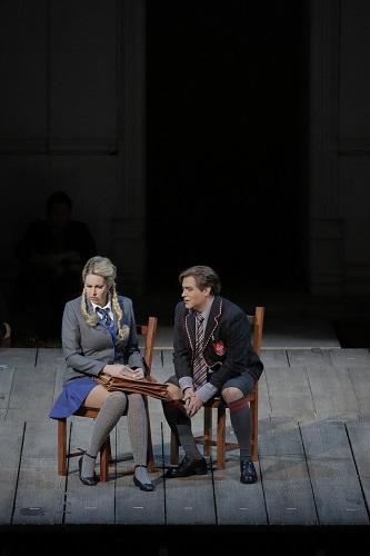 Manon Lescaut - foto di Amarilli Nizza e Gaston Rivero