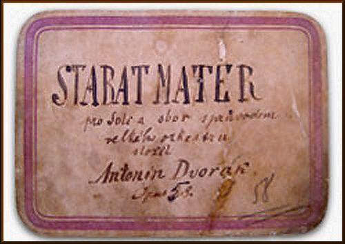 Antonín Dvořák -Stabat Mater