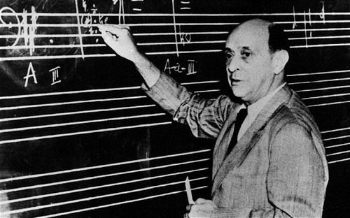 L'Opera tedesca del Novecento -Arnold Schömberg
