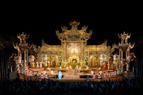 Turandot - Anna Pirozzi