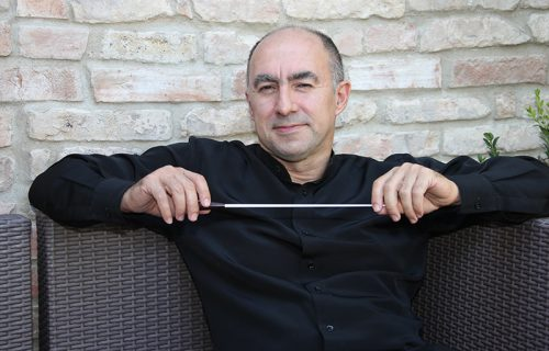 Marco Angius - ORCHESTRA OPV