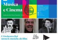 """ORCHESTRA RAI: """"MUSICA E CINEMA"""" DA KEATON A KUBRICK CON #SOUNDFRAMES"""