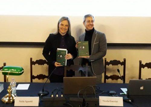 Nicla Sguotti e Nicola Guerini alla Società Letteraria di Verona